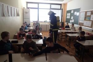 18.3.2016 Obisk gasilcev v osnovni šoli Vodice
