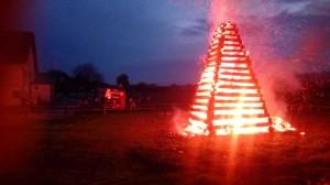 30.4.2016 Požarna straža na kresovanju PDV