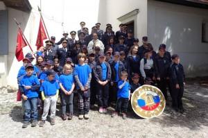 7.5.2017 Florjanova maša na Šmarni gori