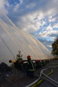 27.10.2017 Operativna vaja 12 curkov Šmarna gora