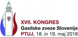 19.5.2018 XVII. Kongres Gasilske zveze Slovenije
