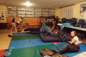 30.8.2018 Spanje mladine v gasilskem domu