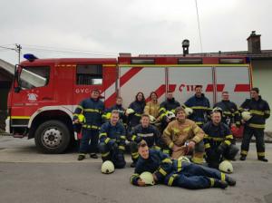 Pomlad 2019 - tečaj operativni gasilec
