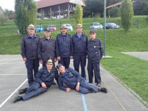 5.10.2019 Tekmovanje starih brizgaln na Škofljici