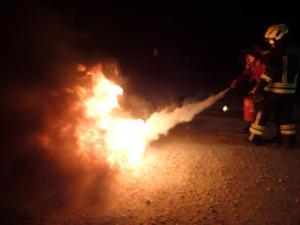 6.2.2020 Tečaj gasilec pripravnik