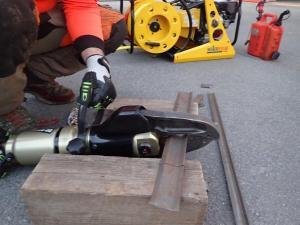 7.5.2020 Vaja – Uporaba hidravljičnega orodja Weber