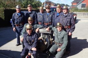 7.10.2017 Srečanje ročnih in motornih brizgalen na Škofljici